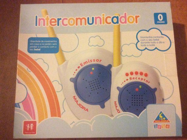 Intercomunicador bebé Majora