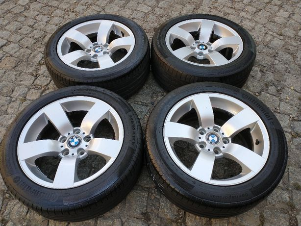 """BMW 17"""" E60 E61 E90 E91 5x120 ET20"""