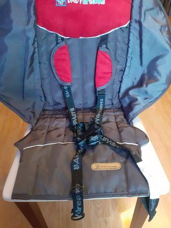 Nowa wkładka do wózka spacerowego babydreams