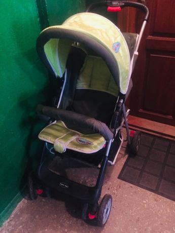 Дитяча прогулянкова коляска, візок прогулянковий