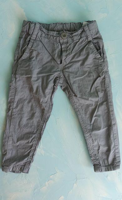 Летние джинсы брюки на мальчика 12-18 80-86 см