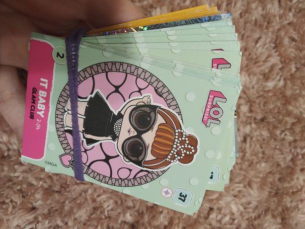 Karty lol suprise 1 edycja , zestaw bądź na sztuki