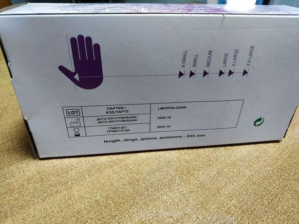 Перчатки виниловые (Германия)