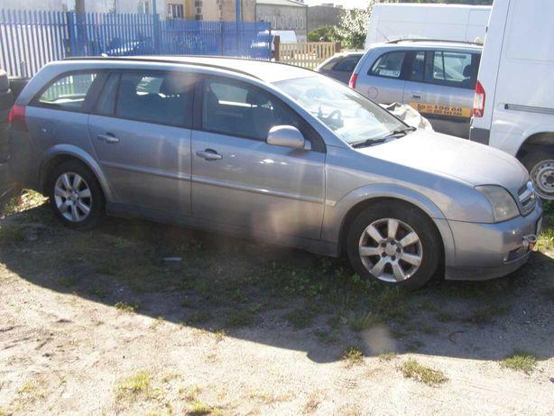 Opel Vectra C Kombi 1,9 CRDi , 150 KM , uszkodzony