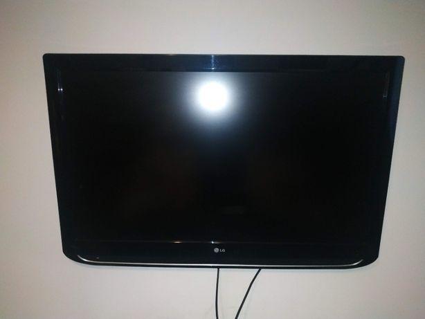 Telewizor plazmowy TV LG 42LT75 42 cali czarny