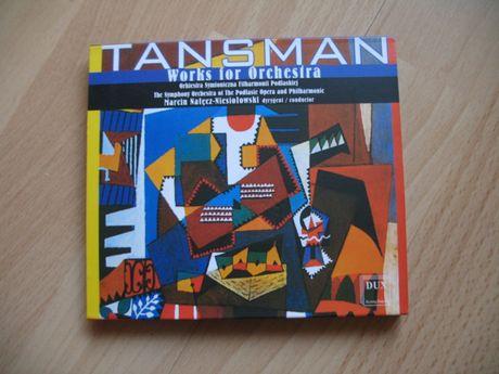 Tansman Works for orkiestra