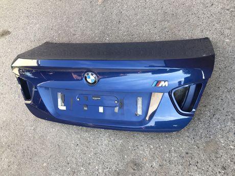 Klapa Bagażnika BMW E90 w kolor LemansBlue Bagażnik