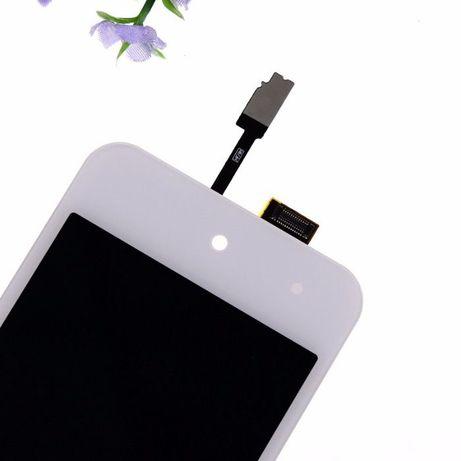 Biały Ekran dotykowy wyświetlacz LCD Digitizer do iPoda 4,4G+ Klej