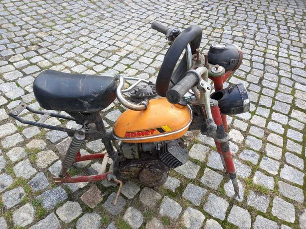 Romet motorynka do odrestaurowania