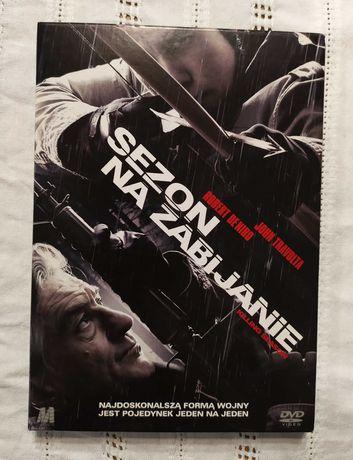 Sezon na zabijanie (John Travolta i Robert De Niro)- film DVD
