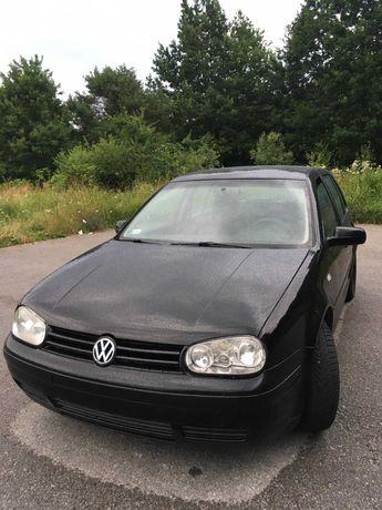 VW Golf 4 1.6SR b+g 5D 1998 rok KLIMA OC PRZEGLAD do konca roku !
