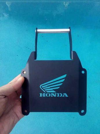 Suporte Gps/Tlm Honda NX750X 16-20
