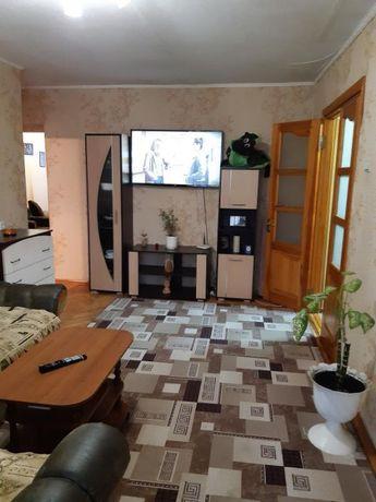 Ghjlfvотличная 2-х комн. квартира в кирпичном доме, на Залютино