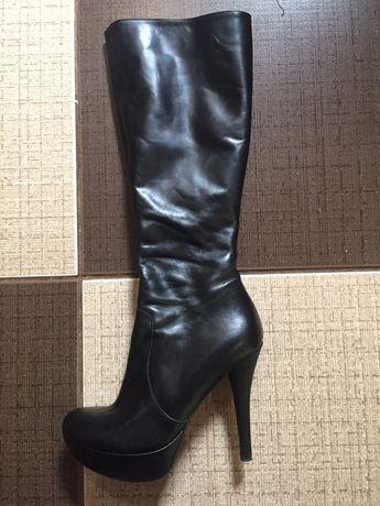Демисезонні чоботи vera pelle