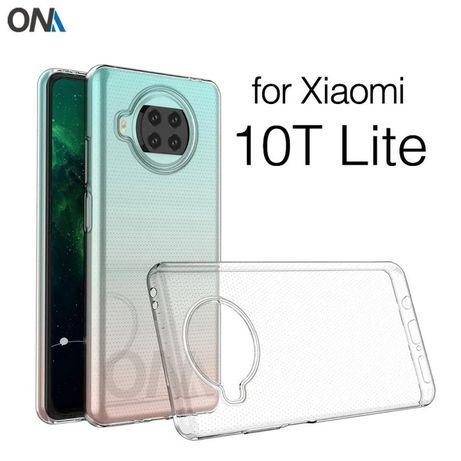 Capa silicone Slim P/ Xiaomi Mi 10T Lite / Redmi 9C / Redmi Note 9T
