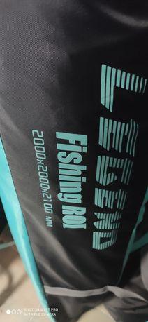 "Палатка ""Fishing ROI"" Legend Куб зимняя (200*200*210см.) white-blue"