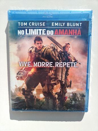 Blu-ray No Limite do Amanhã