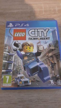 Gra LEGO City Tajny agent ps4