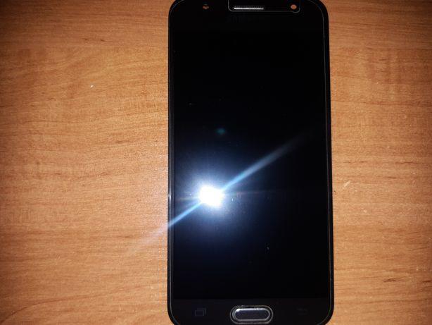 Ekran wyświetlacz LCD Samsung j5 j500 z ramką i szkłem hartowanym