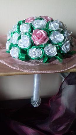 Bukiet z różyczkami