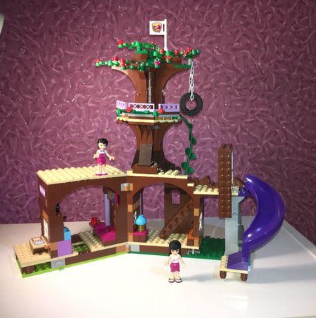 Lego Friends 41122 Спортивный лагерь Дом на дереве Лего