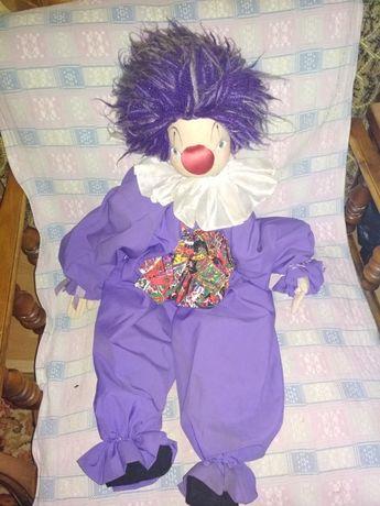іграшка клоун