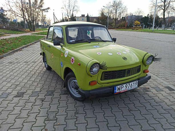 Trabant 601  sprawny dokument PL 1977r silnik 126p