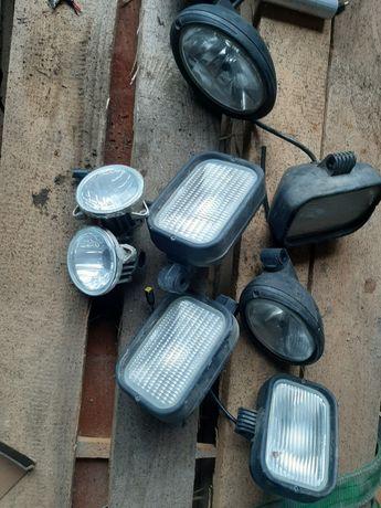 Komplet lamp roboczych