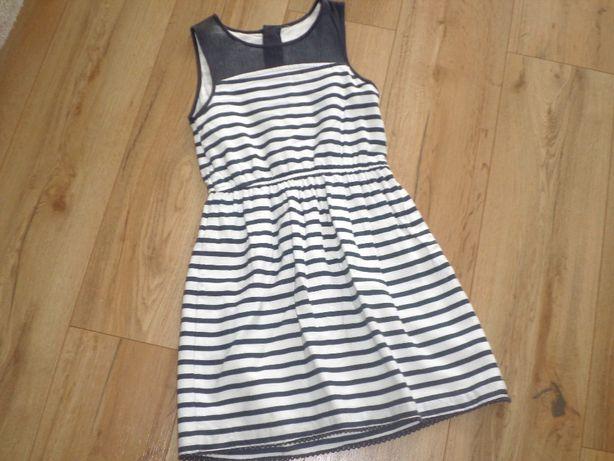 rozm 134 Cool Club sukienka marynarska