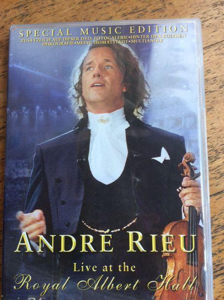 DVD André Rieu Live at Royal Albert Hall