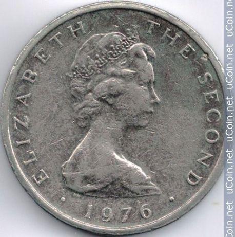 elizabeth the second 1976