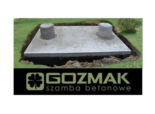 Inowrocław Ciechocinek Toruń Brodnica Szamba betonowe Szambo 5m3