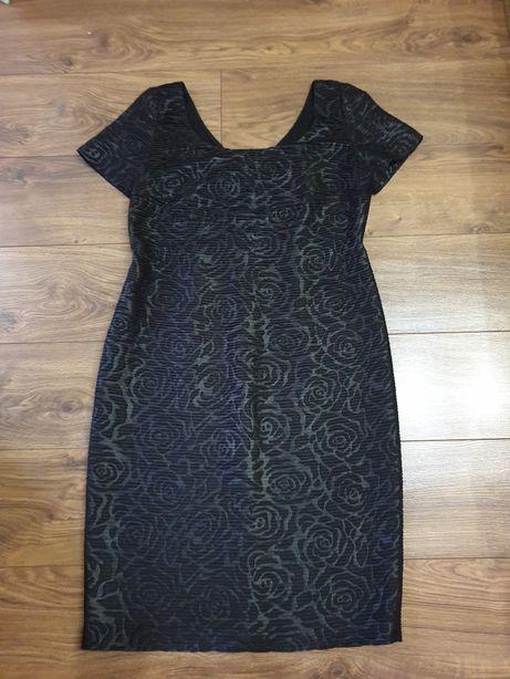Sukienka mała czarna caterina 42