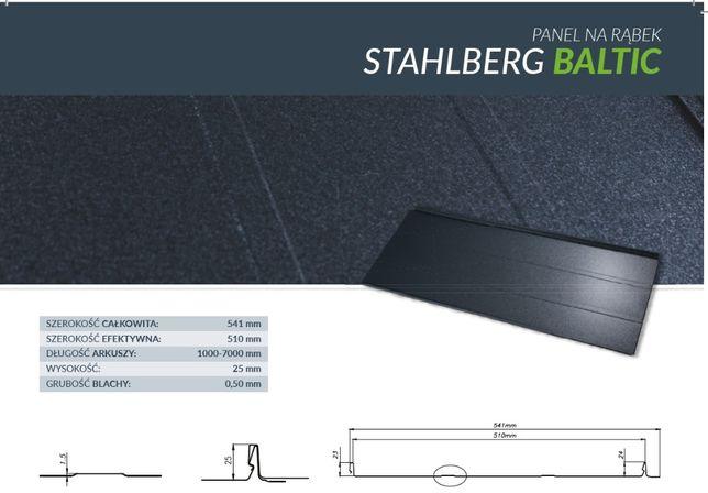 Panel na rąbek Stahlberg BALTIC MAT