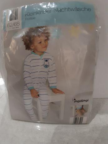Nowy pajacyk/piżama w r. 62/68