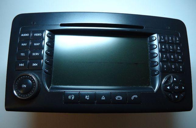 Command Магнитола A1648705489 Мерседес W164 X164