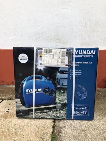 NOVO com garantia Gerador Hyundai HY2000SI-PRO