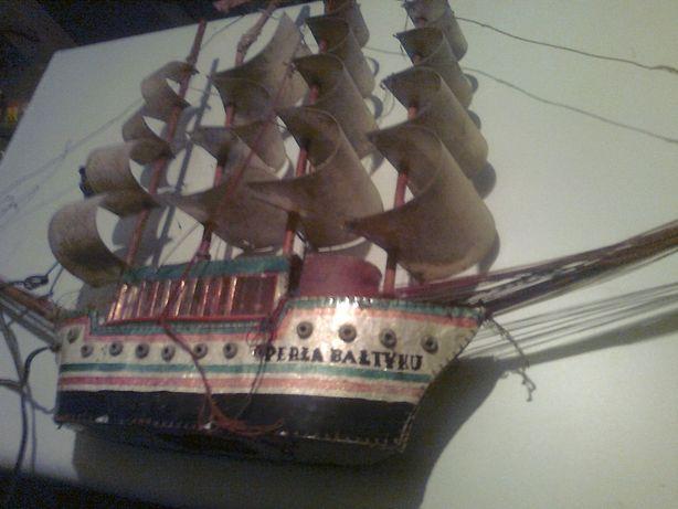 Statek perła bałtyku lampka