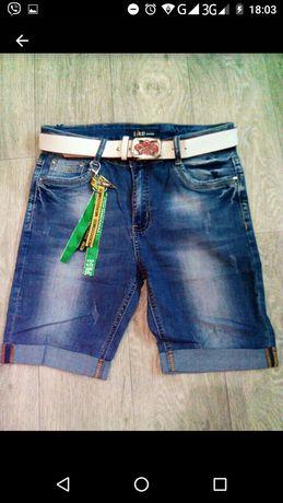 Джинсовые шорты для девочки девушки мам 25-33 р