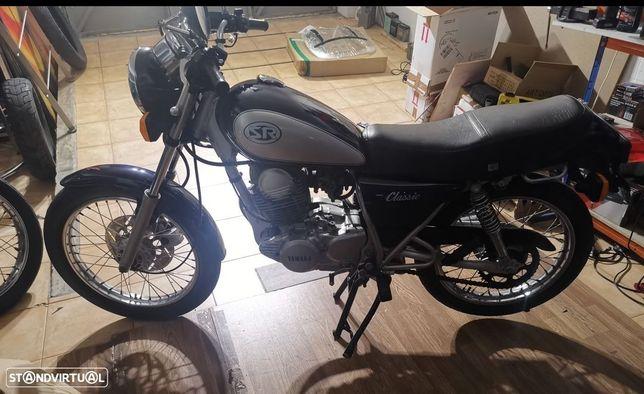 Yamaha SR  sr 250