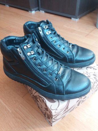 Ботинки  зима 40р. ( натур. кожа)
