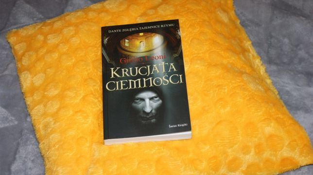 "Giulio Leoni ""Krucjata ciemności"" thriller"