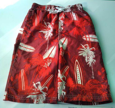 Пляжные шорты 8-9 лет