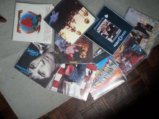 Discos de Vinil dos anos 70 e 80