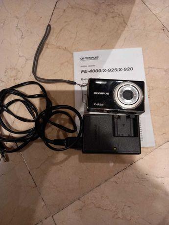 Máquina fotográfica Olympus FE 4000