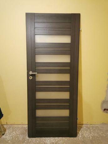 Drzwi lewe Leroy Merlin 80 Lewe