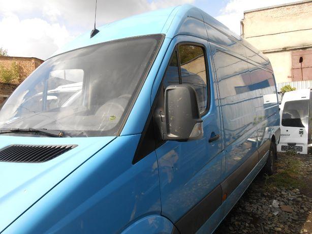 Бампер Решетка Стекло Кузов Mercedes Sprinter W906 Спрінтер Трапеция