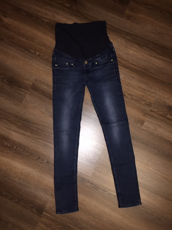 Spodnie ciążowe H&M MAMA r. 36