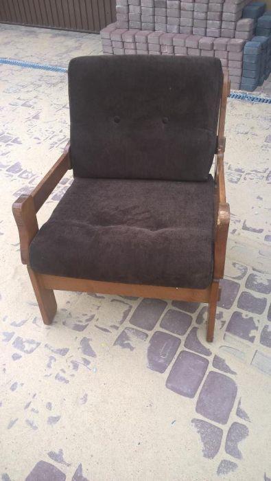 Fotel dębowy Lipno - image 1