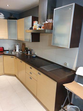 Kuchnia komplet mebli z wyposażeniem